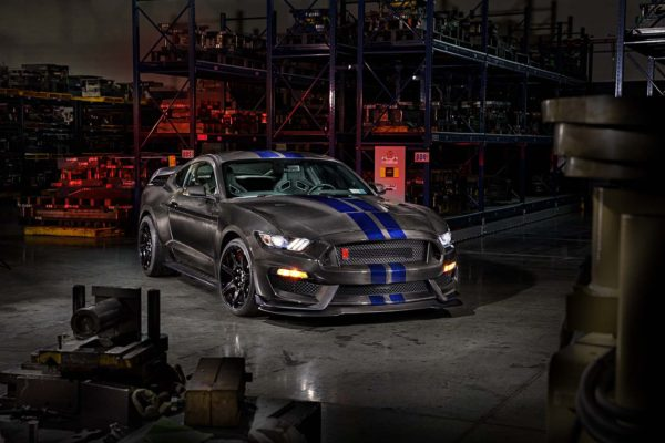 Ford Mustang Shelby GT350, Carbon Fiber, Custom Build, Carbon