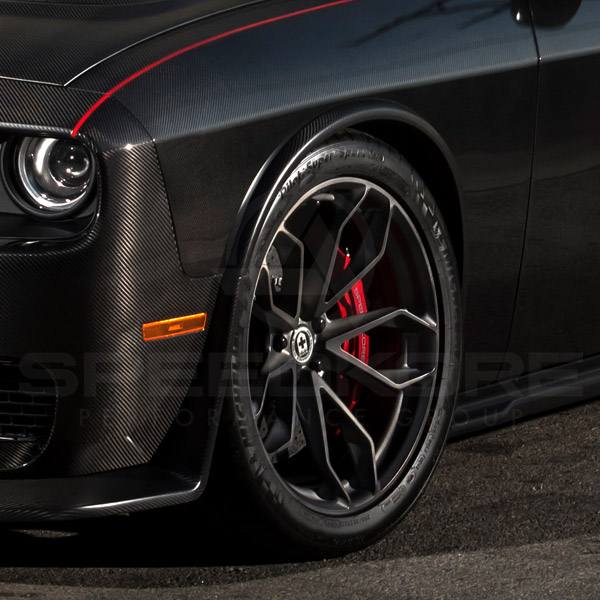 carbon fiber dodge challenger carbon fiber speed flairs close