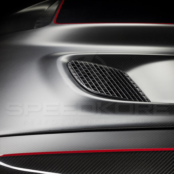 carbon fiber dodge challenger carbon fiber hood close