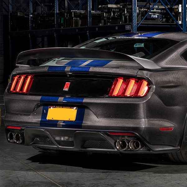 GT350, Shelby, Mustang, Rear Diffusor, Carbon Fiber, Composite, Carbon, Parts, Shop